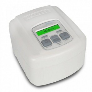 AutoAdjust CPAP MachineDeVilbiss SleepCube with SmartFlex, Humidifier and nasal mask iVolve N2