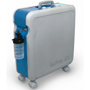 Refurbished oxygen concentrator Kröber O2